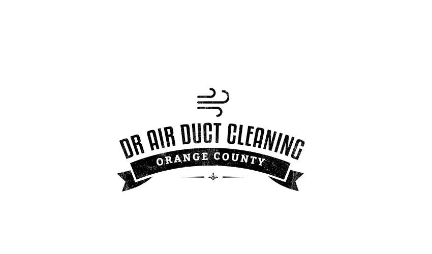 dr. air duct cleaning orange county logo