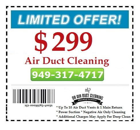 air duct cleaning coupon dr oc